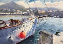 El Saltillo en Lekeitio